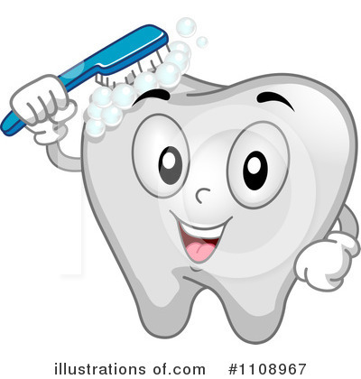 Dental Clipart #1108967 by BNP Design Studio