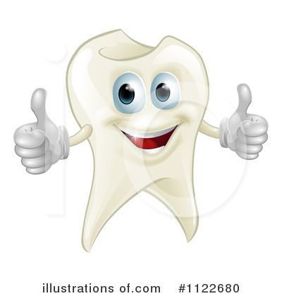 Tooth Clipart #1122680 by AtStockIllustration