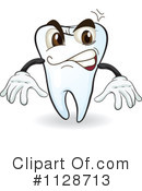 Tooth Clipart #1128713 by Graphics RF
