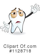 Tooth Clipart #1128718 by Graphics RF