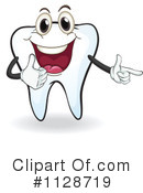 Tooth Clipart #1128719 by Graphics RF