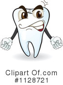 Tooth Clipart #1128721 by Graphics RF