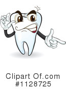 Tooth Clipart #1128725 by Graphics RF