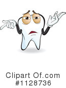 Tooth Clipart #1128736 by Graphics RF