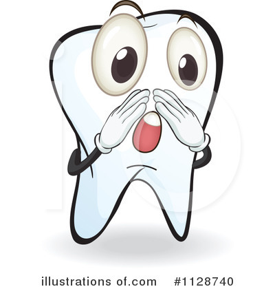 Royalty-Free (RF) Tooth Clipart Illustration by colematt - Stock ...