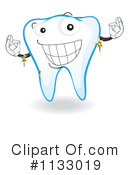 Tooth Clipart #1133019
