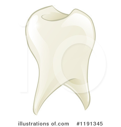 Tooth Clipart #1191345 by AtStockIllustration
