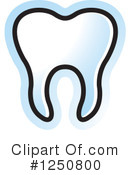 Tooth Clipart #1250800 by Lal Perera