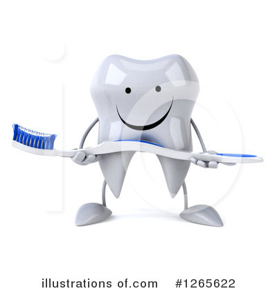 Tooth Clipart #1265622 by Julos