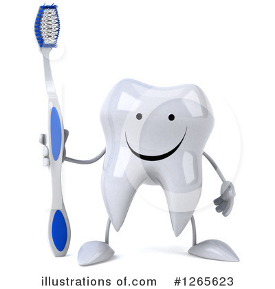 Tooth Clipart #1265623 by Julos