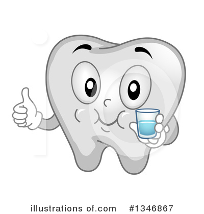 Tooth Clipart #1346867 by BNP Design Studio