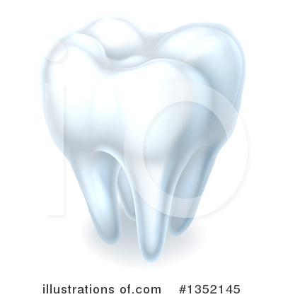 Royalty-Free (RF) Tooth Clipart Illustration by AtStockIllustration - Stock Sample #1352145