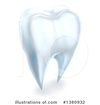 Tooth Clipart #1380932 by AtStockIllustration