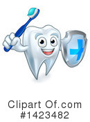Tooth Clipart #1423482 by AtStockIllustration