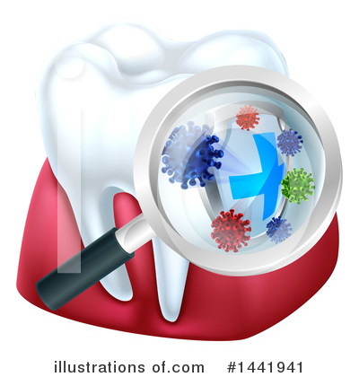 Germs Clipart #1441941 by AtStockIllustration