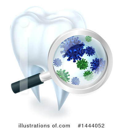 Tooth Clipart #1444052 by AtStockIllustration
