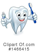 Tooth Clipart #1466415 by AtStockIllustration