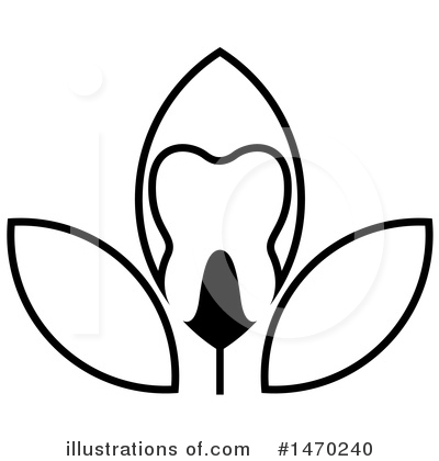 Leaf Clipart #1470240 by Lal Perera