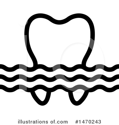 Tooth Clipart #1470243 by Lal Perera