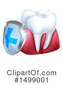 Tooth Clipart #1499001 by AtStockIllustration