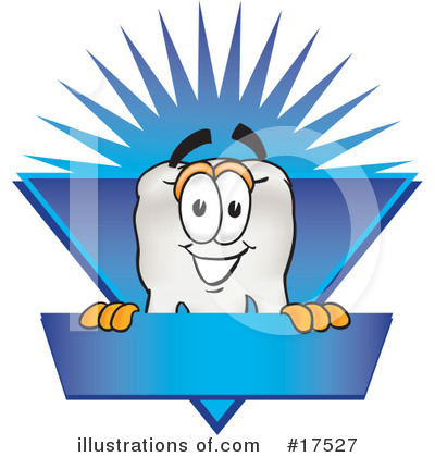 Tooth Clipart #17527 by Toons4Biz