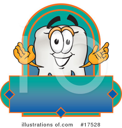 Tooth Clipart #17528 by Toons4Biz
