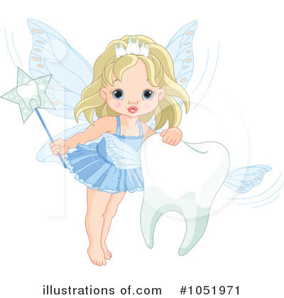 Tooth Fairy Clipart #1051971 by Pushkin