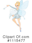 Royalty-Free (RF) Tooth Fairy Clipart Illustration #1115477