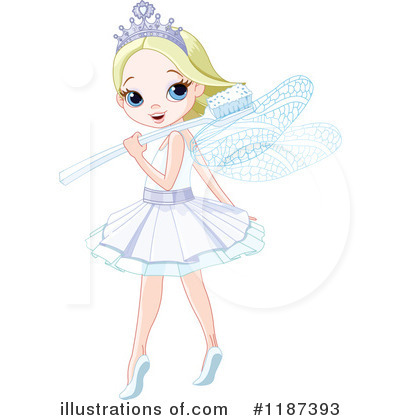 Tooth Fairy Clipart #1187393 by Pushkin