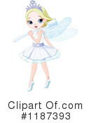 Royalty-Free (RF) Tooth Fairy Clipart Illustration #1187393