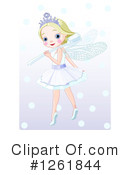 Royalty-Free (RF) Tooth Fairy Clipart Illustration #1261844