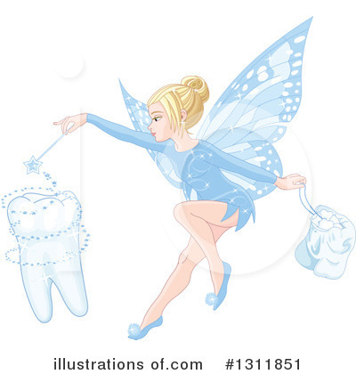 Fairy Clipart #1311851 by Pushkin