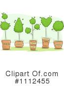 Topiary Clipart #1112455 by BNP Design Studio
