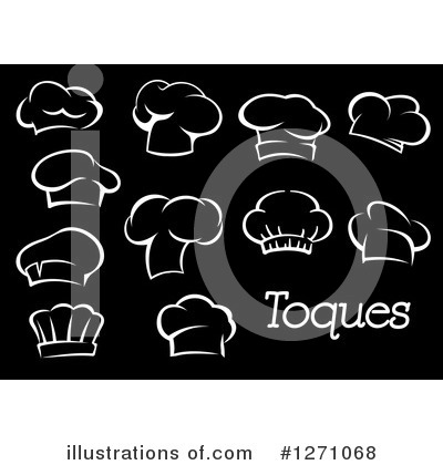 Toque Clipart #1271068 by Vector Tradition SM