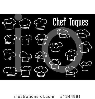 Toque Clipart #1344991 by Vector Tradition SM
