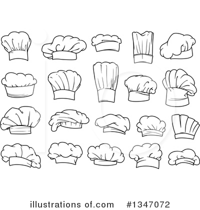 Toque Clipart #1347072 by Vector Tradition SM