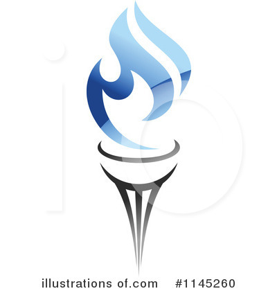Torch Clipart #1145260 by Vector Tradition SM