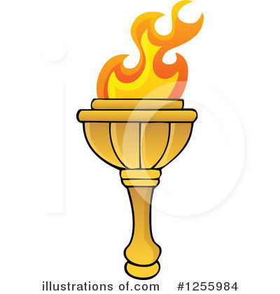 Torch Clipart #1255984 by visekart