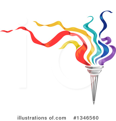 Torch Clipart #1346560 by BNP Design Studio