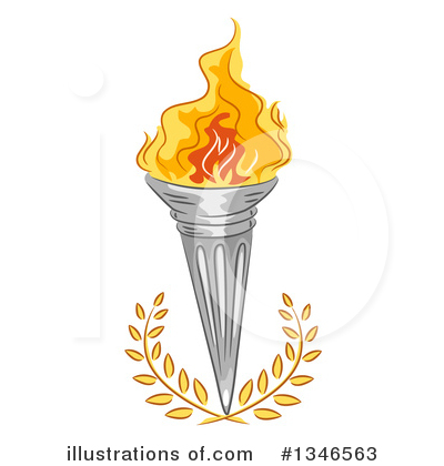 Torch Clipart #1346563 by BNP Design Studio