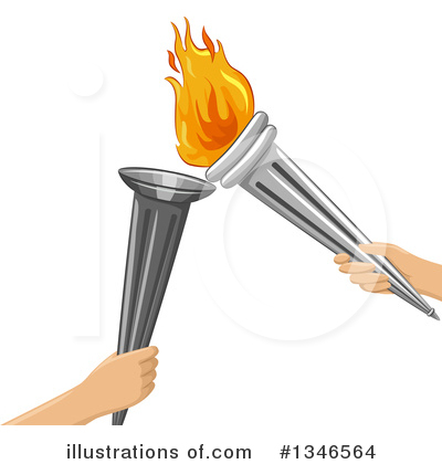 Torch Clipart #1346564 by BNP Design Studio