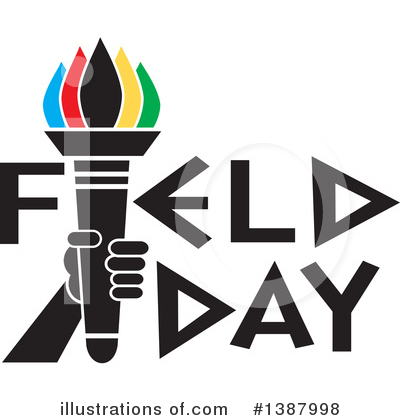 Field Day Clipart #1387998 by Johnny Sajem