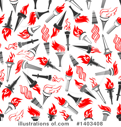 Torch Clipart #1403408 by Vector Tradition SM