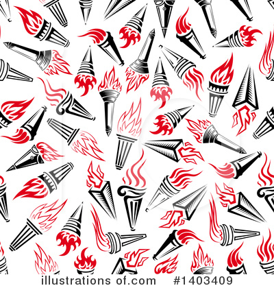 Torch Clipart #1403409 by Vector Tradition SM