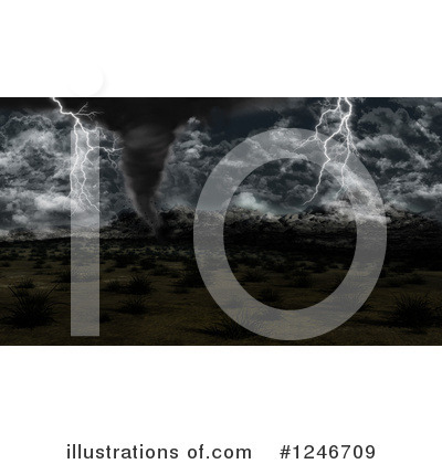 Hurricane Clipart #1246709 by KJ Pargeter