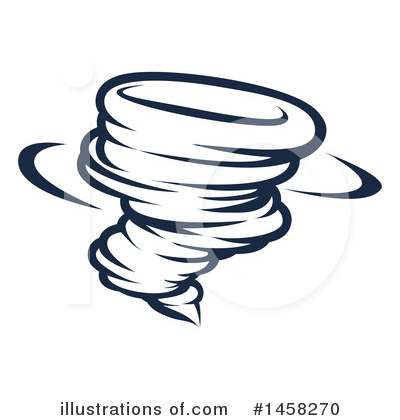 Hurricane Clipart #1458270 by AtStockIllustration