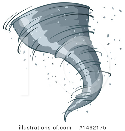 Tornado Clipart #1462175 by Graphics RF