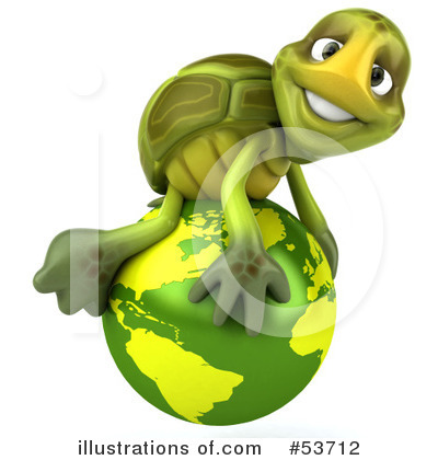 Tortoise Clipart #53712 by Julos