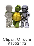 Tortoise Clipart #1052472 by KJ Pargeter