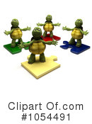 Tortoise Clipart #1054491 by KJ Pargeter